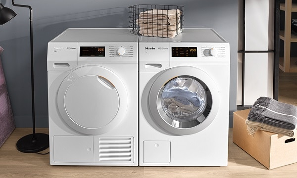 Miele washing machine leaking from detergent drawer